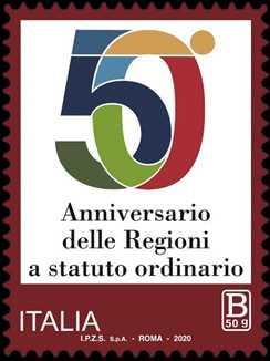 Regioni a Statuto Speciale - 50° Anniversario della istituzione