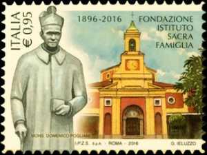 120° Anniversario della Fondazione  «Istituto Sacra Famiglia»