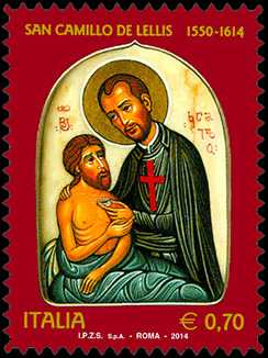 4° Centenario della morte di San Camillo de Lellis