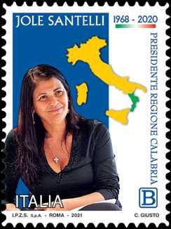Il senso civico : Jole Santelli - Presidente della Regione Calabria