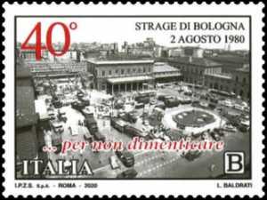 40° Anniversario della Strage di Bologna