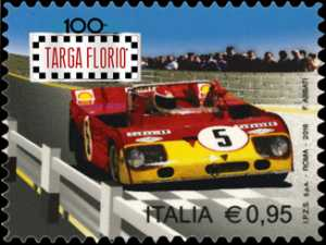 Centesima edizione della  Targa Florio
