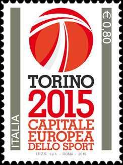 Torino Capitale europea dello Sport 2015