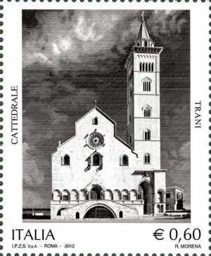 Cattedrale di Trani - Il patrimonio artistico e culturale italiano