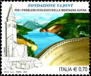"""""""Fondazione Vajont"""" per i problemi ecologici della montagna alpina"""