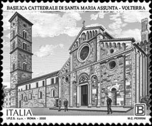 Basilica Cattedrale di Volterra - IX centenario della dedicazione a Santa Maria Assunta
