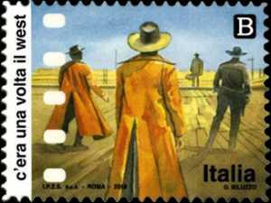 Il cinema italiano  : C'era una volta il West