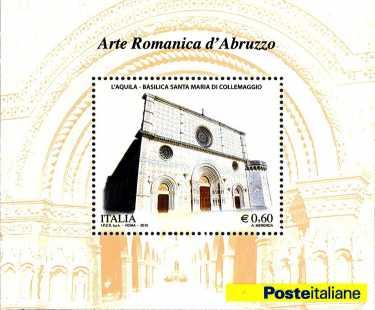 Italia 2010 - Arte romanica d'Abruzzo