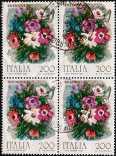 1981 - fiori d'Italia  - 1ª serie - Anemone