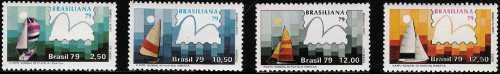 Esposizione Mondiale di Filatelia Tematica  «Brasiliana ' 79»