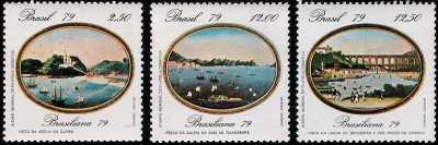 Brasile 1979 -  «Brasiliana ' 79» - Dipinti di Leandro Joaquim