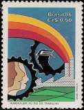 Brasile 1986 - Festa del Lavoro