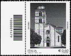 Italia 2012 - Duomo di Fermo - codice a barre n° 1479