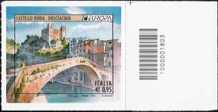 Europa - 0,95 - Castello Doria - Dolceacqua