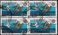 1979 - Europa - Storia della Posta - L. 220