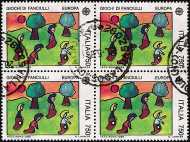 1989 - Europa - Giochi infantili - L. 750