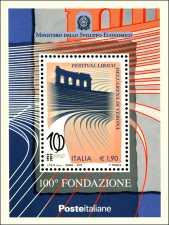 Centenario della fondazione del Festival Lirico di Verona - foglietto