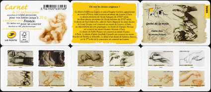 Francia 2015 - carnet - Gesti della mano - Gestes de la main