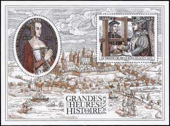 Francia 2017 - Grandi Ore della Storia - Il Trattato di Picquigny