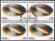 1989 - Centenario della Unione Interparlamentare