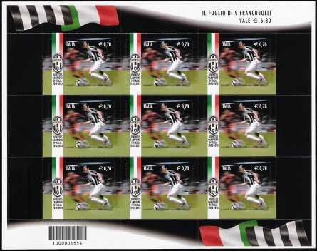 Vincitrice del Campionato italiano di Calcio di serie A 2012-2013