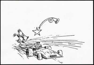 Monza - 57° Gran Premio Automobilistico d'Italia - 7 settembre 1986