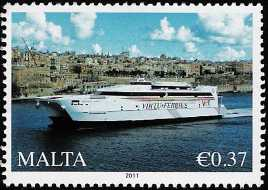 Malta 2011 - Trasporti marittimi