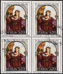 1980 - Arte italiana  - 7ª serie - Palma il Vecchio