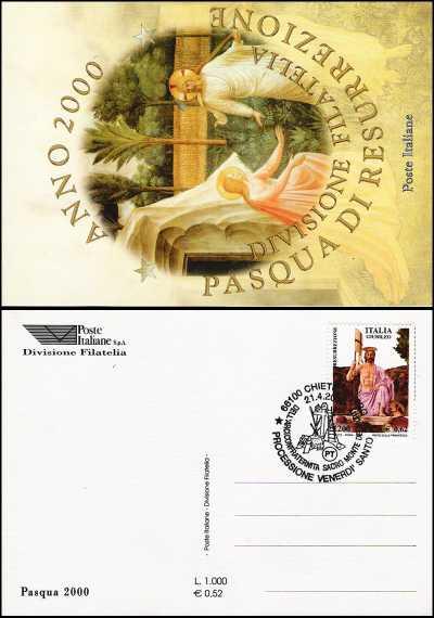 Italia 2000 - Pasqua - Processione del Venerdì Santo