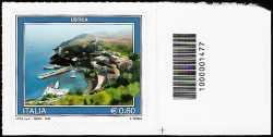 Italia 2012 - Turistica - 39ª serie - Ustica - codice a barre n° 1477