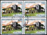 1983 - Ville d'Italia - 4ª serie - Villa di Riccia