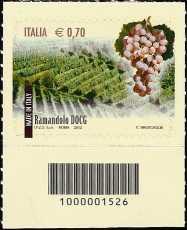 Italia 2013 - I Vini Italiani DOCG - codice a barre n° 1526