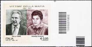 Pio La Torre e Rosario Di Salvo - Vittime della Mafia