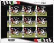 Italia 2013 - Minifoglio Campionato italiano di Calcio - Juventus