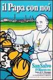 Visita di S.S. Giovanni Paolo II a San Salvo ( Chieti - Abruzzo ) - Festa di S. Giuseppe - 19 Marzo 1983
